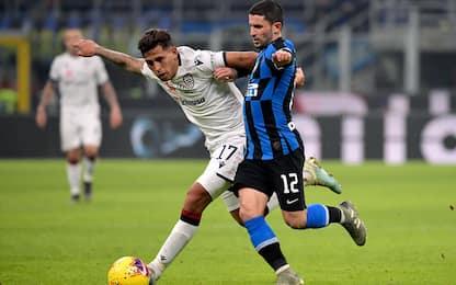 Inter-Cagliari 0-0 LIVE: occasione per Simeone