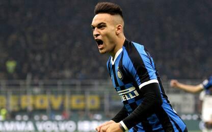 Inter-Cagliari 1-0 LIVE: Lautaro-gol, assist Young