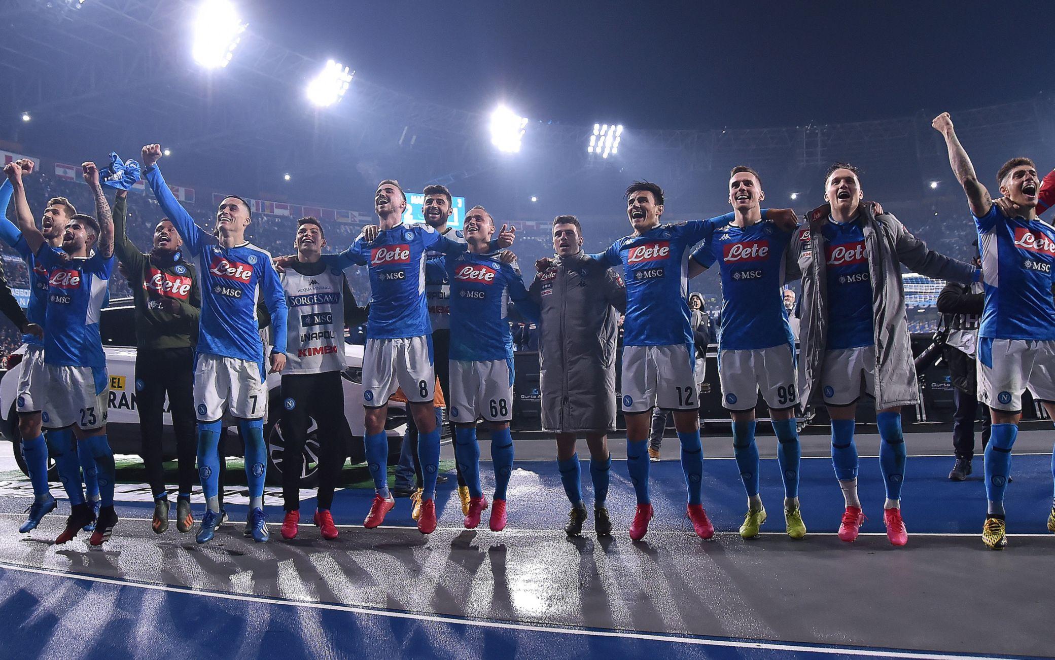 Napoli Juventus 2 1 Gol E Highlights Decidono Zielinski E Insigne Inter A 3 Da Sarri Sky Sport