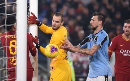 Roma-Lazio 1-1 LIVE: Acerbi risponde a Dzeko
