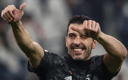 """Buffon 42, auguri della Juve: """"Prezioso per noi"""""""