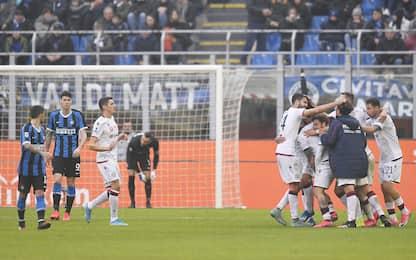 """Classifica """"senza finali"""", l'Inter sarebbe in fuga"""