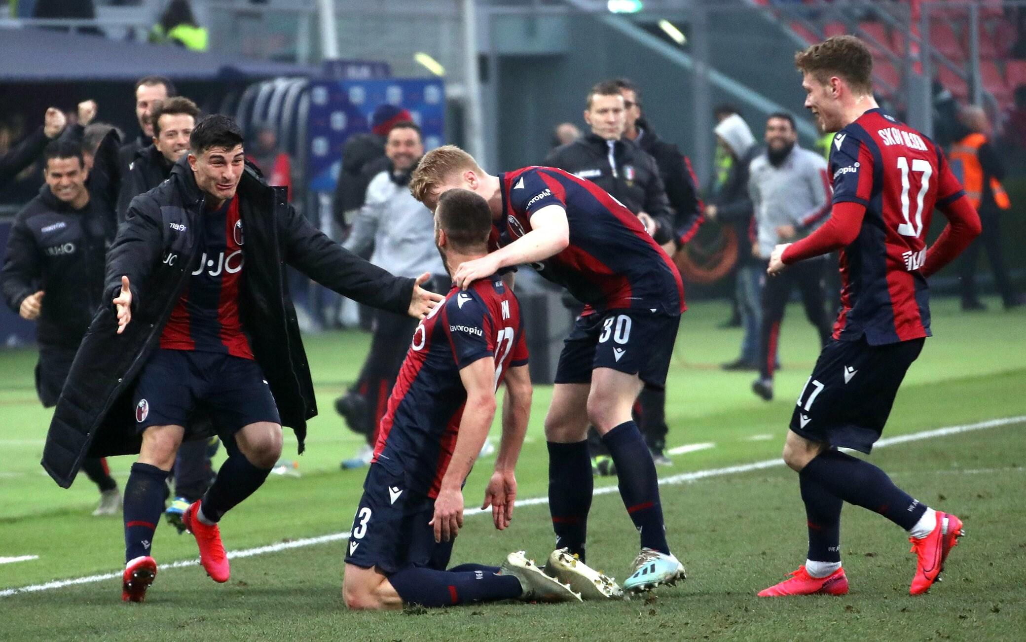 Bologna-Brescia 2-1: gol e highlights. Rimonta rossoblù, decide ...