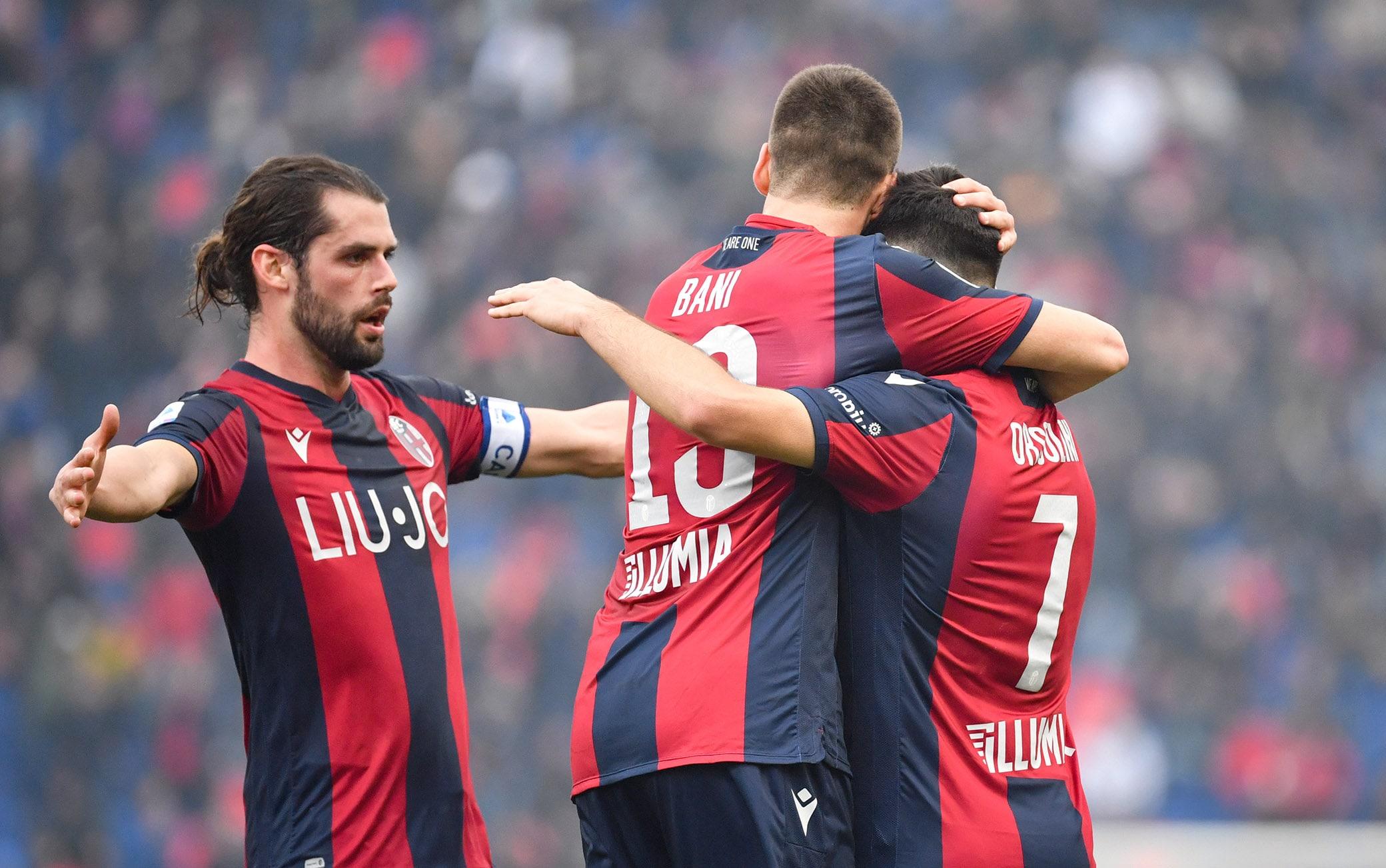 Bologna-Brescia 1-1, il risultato in diretta LIVE