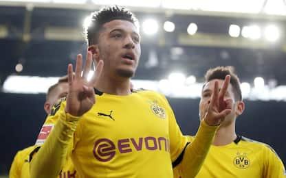 Manchester United, accordo di massima con Sancho