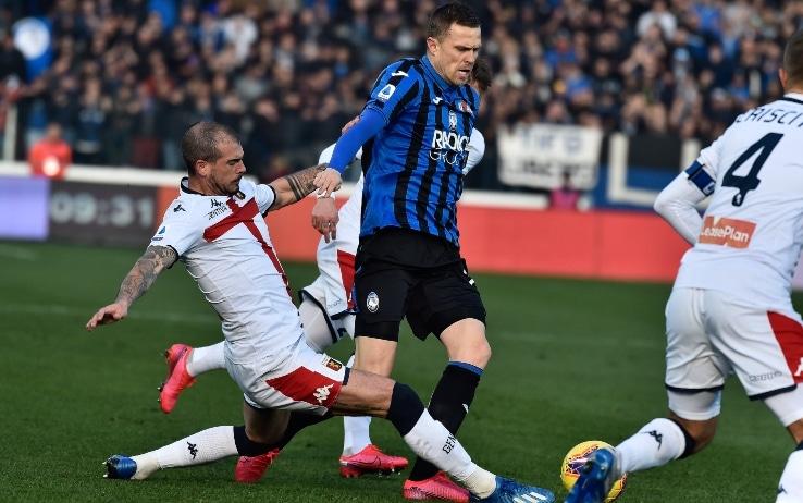 Atalanta-Genoa 2-2, gol e highlights: Gasperini è quarto, agganciata ...
