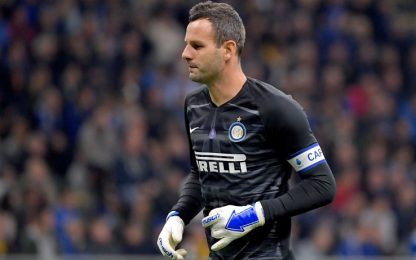 Inter, Handanovic out a Udine: derby a rischio