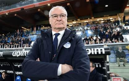 """Ranieri: """"Troppi infortuni, paghiamo gli errori"""""""