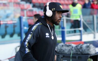 Il Parma punisce Gervinho: si allenerà da solo