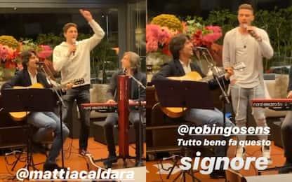 Atalanta, Gosens e Caldara promossi come cantanti