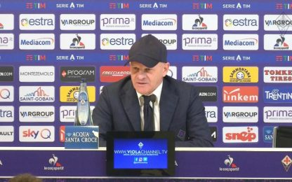 "Iachini: ""Vlahovic come Immobile? E' presto..."""