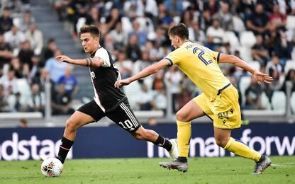 Verona-Juventus, dove vedere la partita in tv