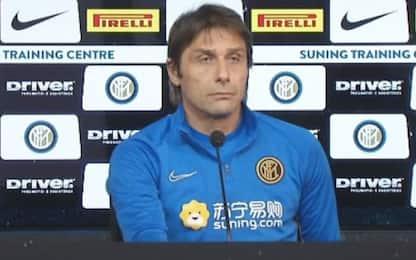 """Conte: """"Milan vale di più, diamo tempo a Eriksen"""""""