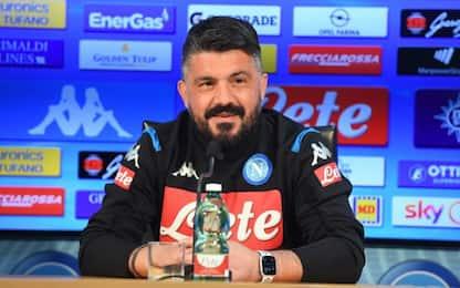 """Gattuso: """"Col Lecce gara trappola, Koulibaly c'è"""""""