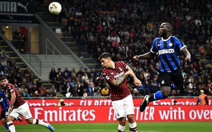 Inter-Milan, dove vedere il derby in tv: gli orari