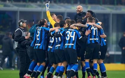 Inter, super rimonta e 1° posto: Milan battuto 4-2