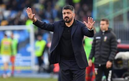 """Gattuso: """"Squadra fragile, altra mazzata a tifosi"""""""
