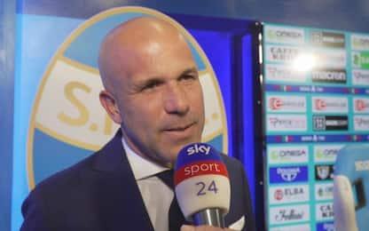 """Di Biagio: """"La Spal è viva, ma servono più gol"""""""