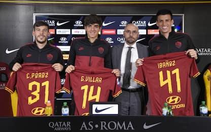 """Perez: """"Voglio diventare importante per la Roma"""""""