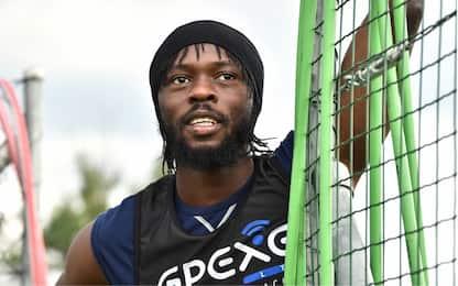 Gervinho chiede scusa: l'ivoriano torna in gruppo