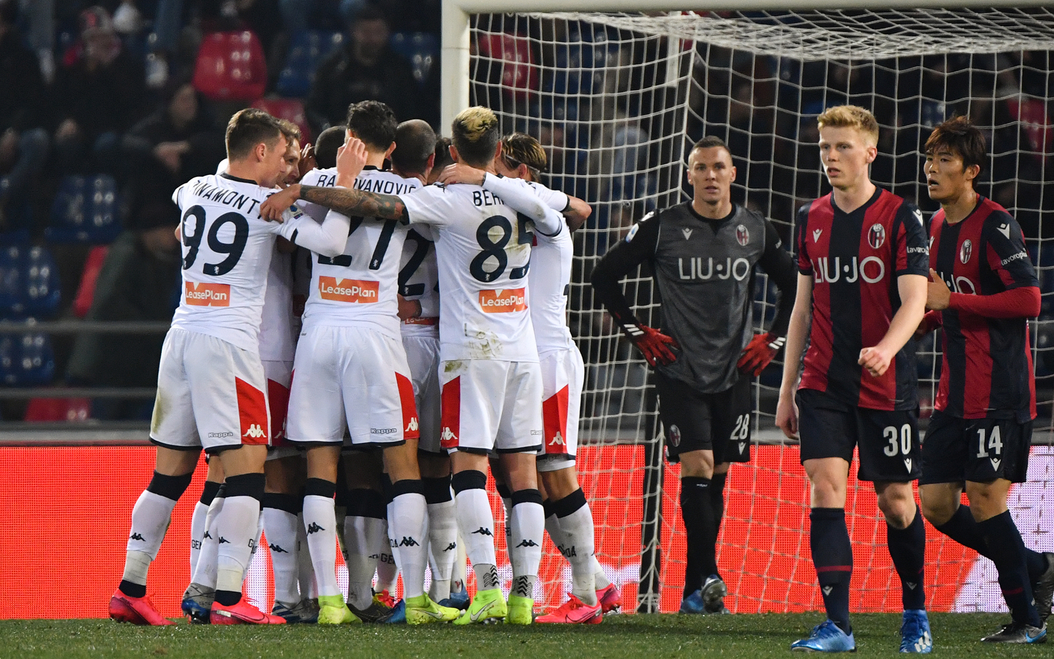Bologna Genoa 0 3 Gol E Highlights Colpo Salvezza Di Nicola Mihajlovic Chiude In 9 Sky Sport