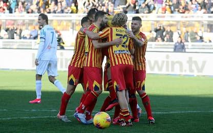 Lecce, scatto salvezza: 2-1 alla Spal di Di Biagio