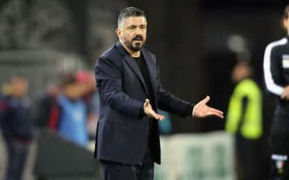 """Gattuso: """"Napoli, non mi fido. Serve continuità"""""""