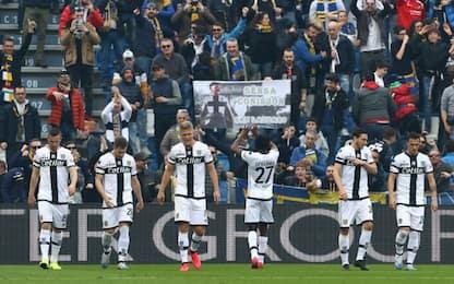 Gervinho, che ritorno! Il Parma sogna, Sassuolo ko