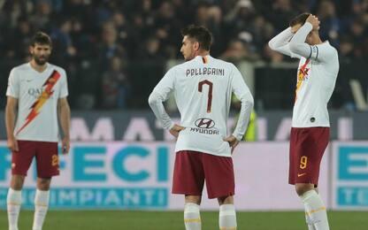 Punti nel 2020: incubo Roma e Cagliari, Lazio 1^