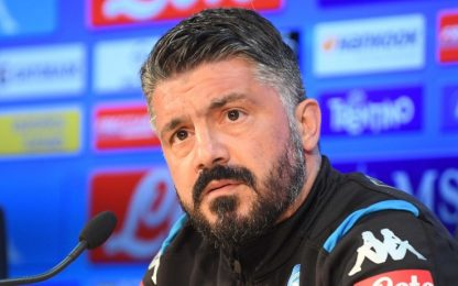 """Gattuso: """"Penso a Brescia, non a Messi. Allan c'è"""""""