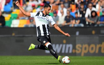 UDINE, ITALY - SEPTEMBER 29: Rolando Mandragora of Udinese Calcio  in action during the Serie A match between Udinese Calcio and Bologna FC at Stadio Friuli on September 29, 2019 in Udine, Italy.  (Photo by Alessandro Sabattini/Getty Images)