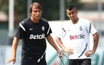 Allenamento della Juventus