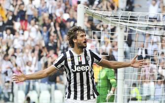 Juventus vs Hellas Verona - Serie A Tim 2013/2014