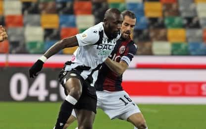 Bologna-Udinese, le probabili formazioni