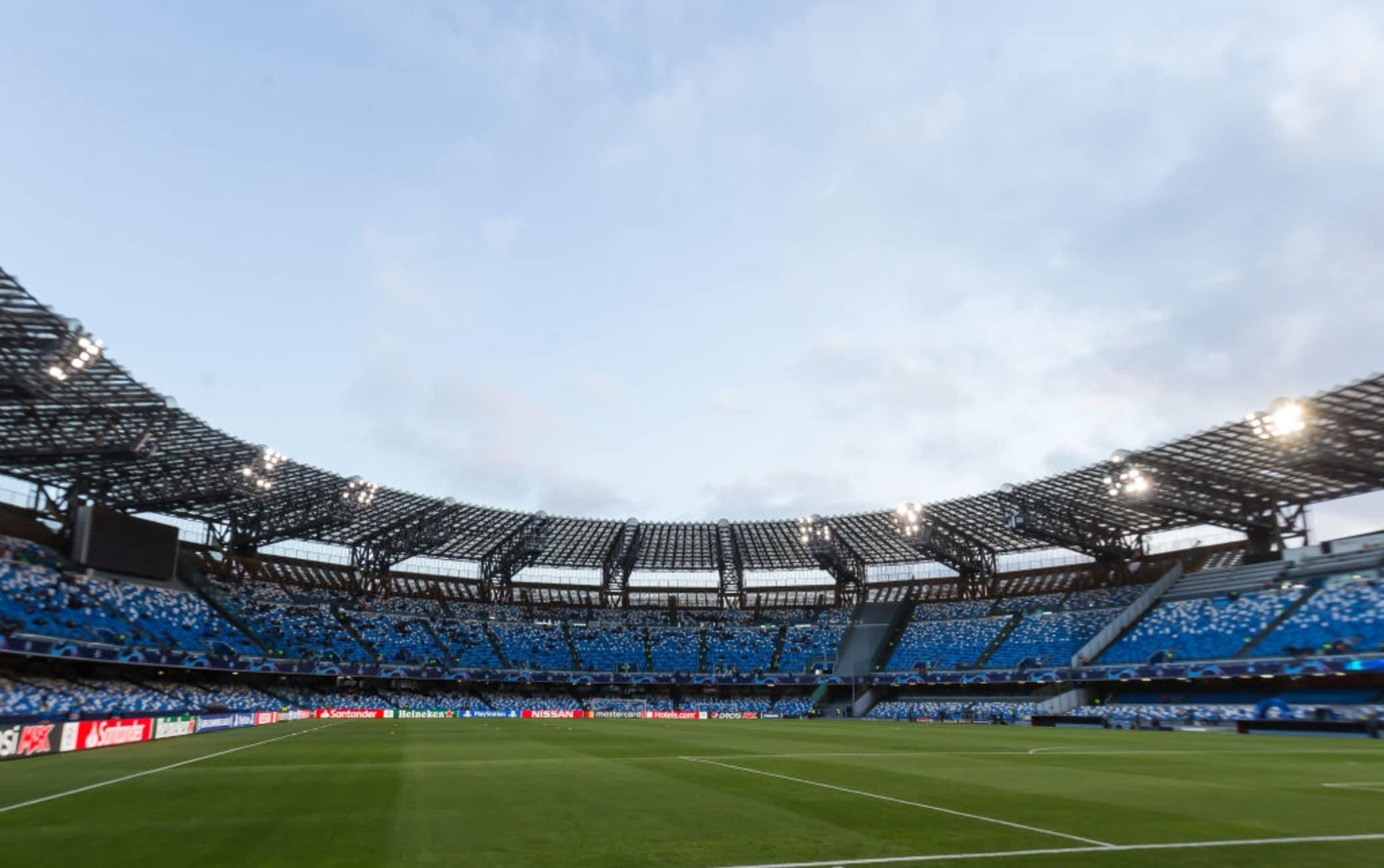 Risultato immagini per stadio olimpico porte chiuse