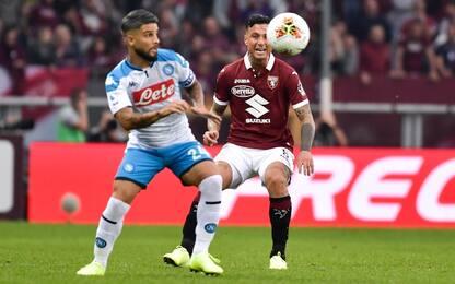 Napoli-Torino, tutto quello che c'è da sapere