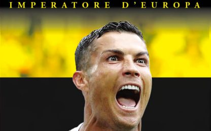La storia in foto di Cristiano Ronaldo