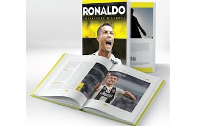 Ronaldo l'imperatore d'Europa: il libro
