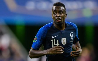 Blaise Matuidi of France during the UEFA EURO 2020 qualifier group C qualifying match between France v Turkye at Stade de France on October 14, 2019 in Paris, France(Photo by ANP Sport via Getty Images)