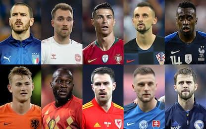 Juve-Inter vale anche per Euro 2020