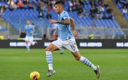 Lazio-Bologna 0-0 LIVE, Immobile sfiora il gol