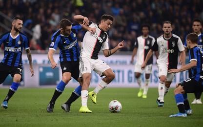 Juventus-Inter, le probabili formazioni