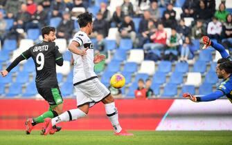 Sassuolo vs Parma - Serie A TIM 2019/2020