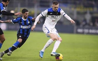 Inter vs Atalanta -Serie A 2019/2020