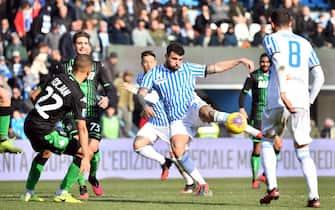 Spal vs Sassuolo - Serie A TIM 2019/2020