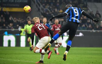 Inter vs Milan - Serie A TIM 2019/2020