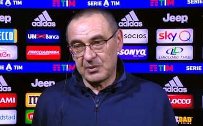 "Sarri: ""Dybala sa essere devastante"""