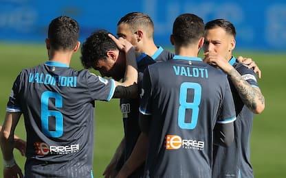 Petagna-gol, la Spal torna a vincere: 1-0 al Parma