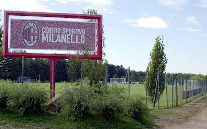 Il Milan rinvia la ripresa degli allenamenti