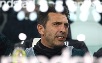 """Buffon: """"Non smetto per rispetto del Gigi bambino"""""""